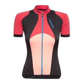 Etxeondo Oina S/S Jersey Women black/red